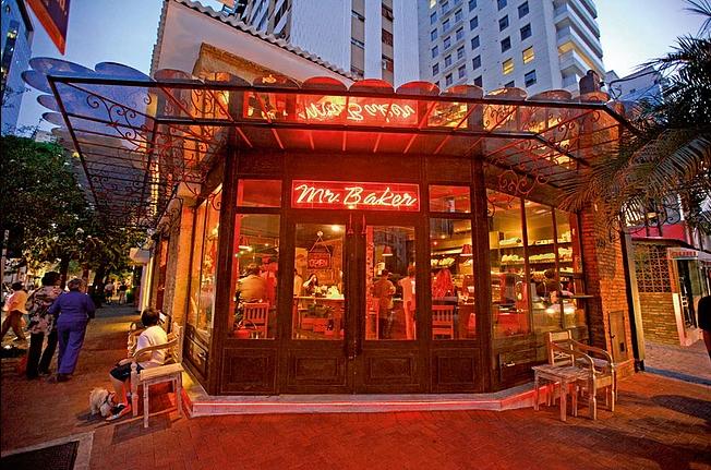 Onde os chefs comem: Mr. Baker