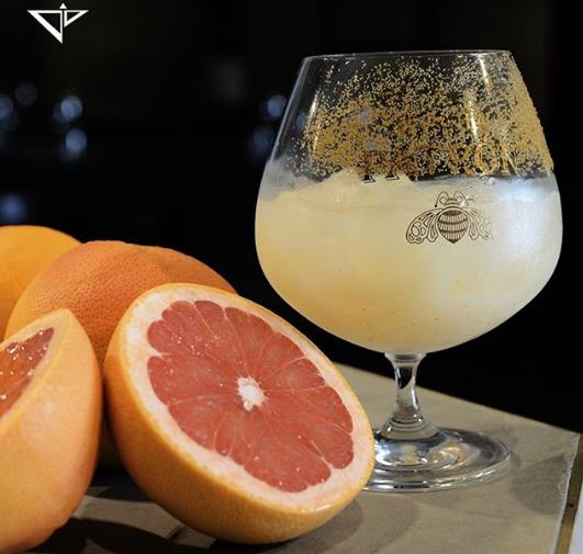 Happy Hour é no Terço Bar com um drink autoral