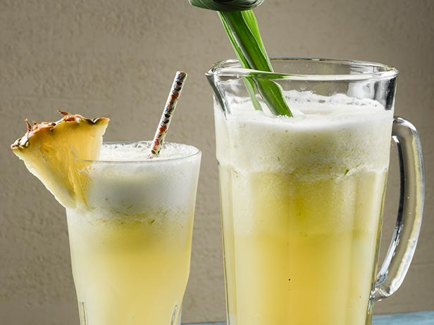 Suchá: suco e chá em uma combinação refrescante